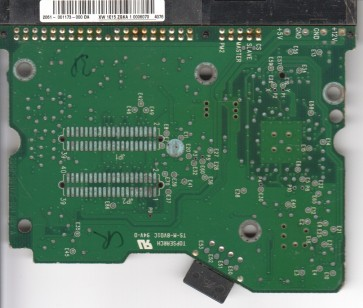 WD1200JB-22DYA0, 2061-001173-000 DA, WD IDE 3.5 PCB