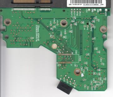 WD2500KS-00MJB0, 2061-701335-C00 AP, WD SATA 3.5 PCB