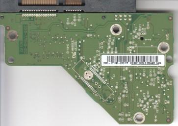 WD1001FALS-00E3A0, 2061-771640-X02 01P, WD SATA 3.5 PCB