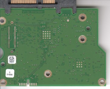 ST3000DM001, 9YN166-568, CC96, 2756 F, Seagate SATA 3.5 PCB