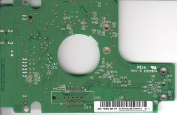 WD5000BMVU-11A08S0, 2061-701635-200 01P, WD USB 2.5 PCB