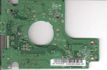 WD5000BMVV-11GNWS0, 2061-701675-002 04P, WD USB 2.5 PCB