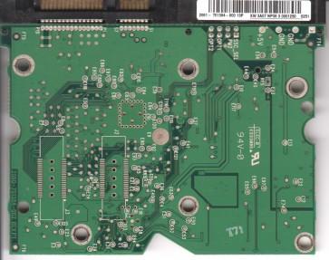 WD1500ADFD-00NLR1, 2061-701384-800 13P, WD SATA 3.5 PCB