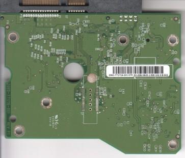 WD20EARX-00ZUDB0, 2061-771716-201 07R, WD SATA 3.5 PCB