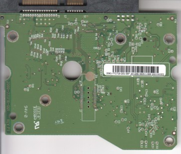 WD20EARS-00S0XB0, 2061-771716-201 05P, WD SATA 3.5 PCB