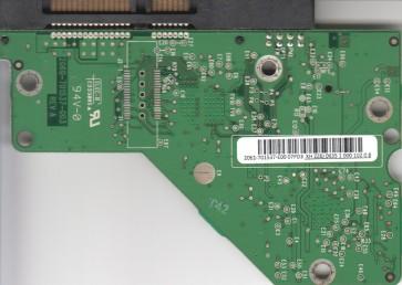WD6400AAKS-65A7B0, 2061-701537-E00 07PD3, WD SATA 3.5 PCB
