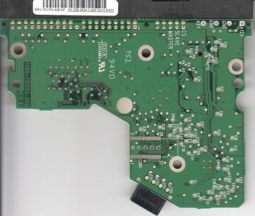 WD400JB-00JJC0, 2061-701292-A00 AP, WD IDE 3.5 PCB