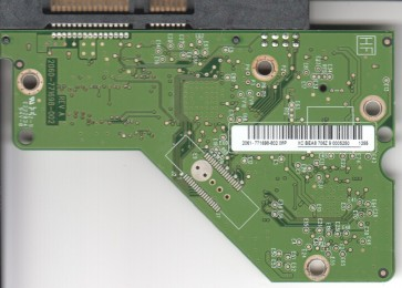 WD15EARS-00Z5B1, 2061-771698-802 08P, WD SATA 3.5 PCB
