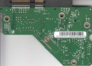 WD1600AAJS-75M0A0, 2061-701590-E00 AD, WD SATA 3.5 PCB