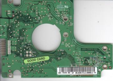 WD2500BMVV-11GNWS0, 2061-701675-604 04P, WD USB 2.5 PCB