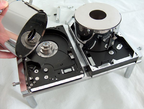 Professional Hard Drive Platter Swap, Removal, Exchange Tool for ...
