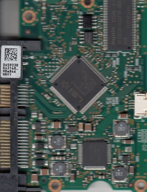 HDT721010SLA360, 0A59230 BA3140_, PN 0A38116, Hitachi 1TB SATA 3.5 PCB