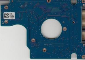 HTS547575A9E384, 0J11457, 0J15363, DA3932, Hitachi SATA 2.5 PCB