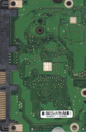 ST3500620AS, 9BX144-621, HP24, 100468974 J, Seagate SATA 3.5 PCB