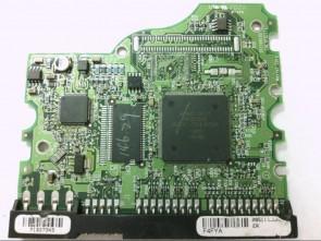 6Y120L0, YAR41BW0, NGBD, ARDENT C5-C1 040110200, Maxtor IDE 3.5 PCB