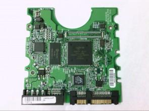6Y160M0, Maxtor 160GB Code YAR51FW0 [KMCD] SATA 3.5 PCB