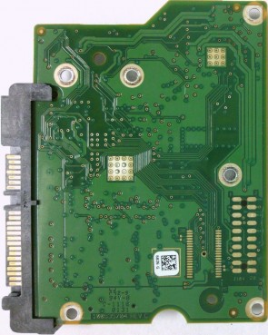 ST3160318AS, 9SL13A-024, HP40, 6826 G, Seagate SATA 3.5 PCB