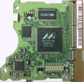 SP0602H, SP0602H, 100-09, BF41-00058A, Samsung IDE 3.5 PCB