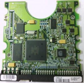 32049H2, YAC614Y0, KHDB, 040103500, Maxtor IDE 3.5 PCB