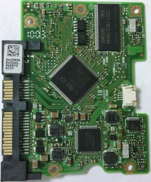 HDE721010SLA330, 0A29896 BA3263_, 0A38028, BA3120, Hitachi SATA 3.5 PCB