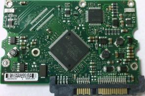 ST3750640NS, 9BL148-090, 3.BAH, 100409233 D, Seagate SATA 3.5 PCB