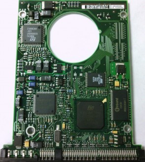 ST310216A, 9P3014-030, 3.01, 100102330 B, Seagate IDE 3.5 PCB