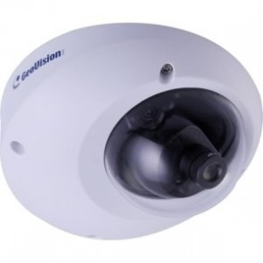 GeoVision 2 Megapixel Network Camera - Color, Monochrome - CMOS - Cable - Fast Ethernet - USB GV-MFD2401-4F