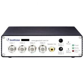 GV-VS14 | 4CH, H.264, Video Server I/O Terminal Block