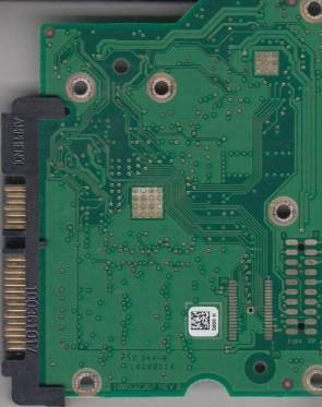 ST3250318AS, 9SL131-301, CC37, 5009 H, Seagate SATA 3.5 PCB