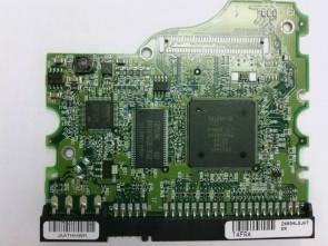 4R080L0, Code RAMC1TU0, NGCA, 040110900, Maxtor 80GB IDE 3.5 PCB