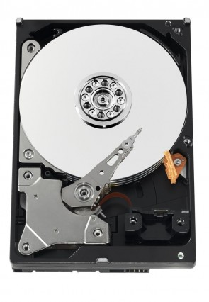 """Hitachi 400GB 7200 RPM 3.5"""" SATA 3 Gb/s Hard Drive - HDT725040VLA360"""