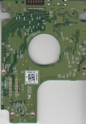 WD10JMVW-11S5XS0, 771801-002 AD, WD USB 2.5 PCB