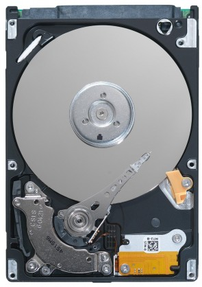 """Seagate Ultrathin HDD 500GB SATA III 5400 RPM 2.5"""" ST500LT032 5mm Hard Drive"""