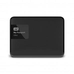 WD 4TB Black My Passport Ultra Portable External Hard Drive - USB 3.0 - WDBBKD0040BBK-NESN [Old Model]