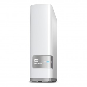 WD 4TB My Cloud Personal Network Attached Storage WDBCTL0040HWT