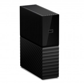 WD 6TB My Book Desktop External Hard Drive - USB 3.0 - WDBBGB0060HBK-NESN