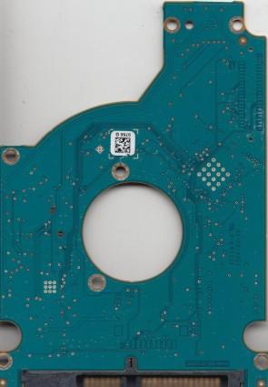 ST9750422AS, 9RW14G-567, 0001BSM1, 9766 G, Seagate SATA 2.5 PCB