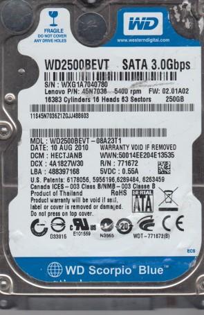 WXG1A7040780