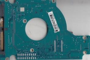 ST9500325AS, 9HH134-500, 0001SDM1, 100536284 N, Seagate SATA 2.5 PCB