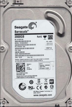 Seagate 120GB SATA 3.5 Bsectr HDD PN 9BD11C-620 WU FW 3.AHH ST3120213AS 5LS