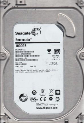 FW SD46 ST3750630AS WUXISG 5QK PN 9BX146-189 Seagate 750GB SATA 3.5 Hard Dr