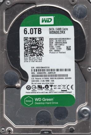DHRNHT2CHN Western Digital WD3202ABYS-02B7A0 320GB DCM