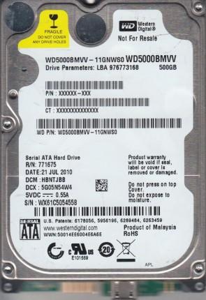 WX61C5054558