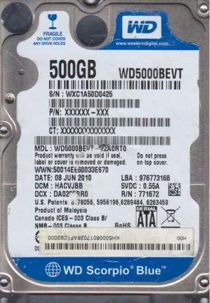 WXC1A50D0425