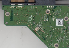 WD5000AAKS-007AA0, 771640-D02 AA, WD SATA 3.5 PCB