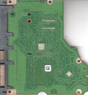 ST31000528AS, 9SL154-544, CC68, 4772 AA, Seagate SATA 3.5 PCB
