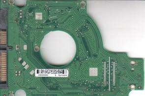 ST9120821AS, 9W3184-032, 8.04, 100380385 D, Seagate SATA 2.5 PCB