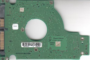 ST980813ASG, 9S5232-031, 3.ADD, 100430563 N, Seagate SATA 2.5 PCB