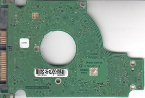 ST9160823AS, 9S513G-030, 3.ADB, 100430565 K, Seagate SATA 2.5 PCB