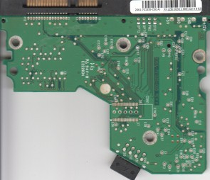 WD2500KS-00MJB0, 2061-701335-C00 AJ, WD SATA 3.5 PCB